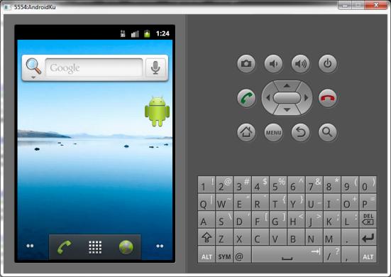 AVD AndroidKu