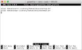 Membuat command sendiri (alias) di Mac OSX